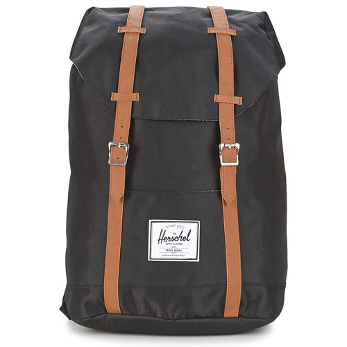 Tašky Ruksaky a batohy Herschel RETREAT Čierna