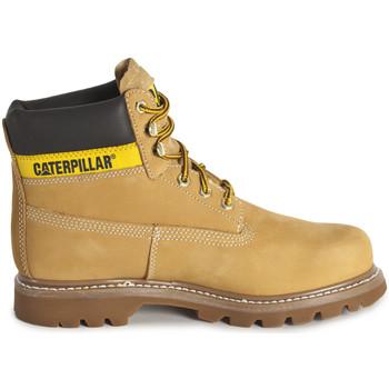 Topánky Muži Polokozačky Caterpillar Colorado Jaune
