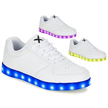 Topánky Nízke tenisky Wize & Ope THE LIGHT Biela