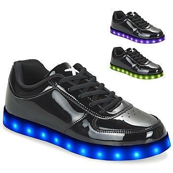 Topánky Ženy Nízke tenisky Wize & Ope POP čierna