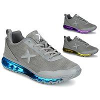 Topánky Muži Nízke tenisky Wize & Ope X-RUN šedá