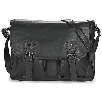 Tašky Muži Kabelky a tašky cez rameno Casual Attitude NUDILE Čierna