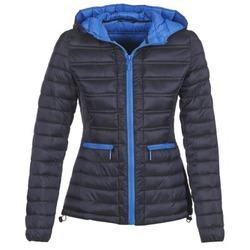 Oblečenie Ženy Vyteplené bundy U.S Polo Assn. CHERYL Námornícka modrá