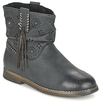 Topánky Ženy Polokozačky Coolway BAILI Čierna