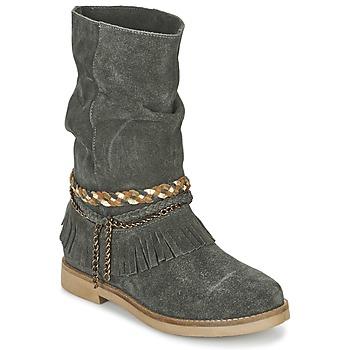 Topánky Ženy Čižmy do mesta Coolway BIARA šedá