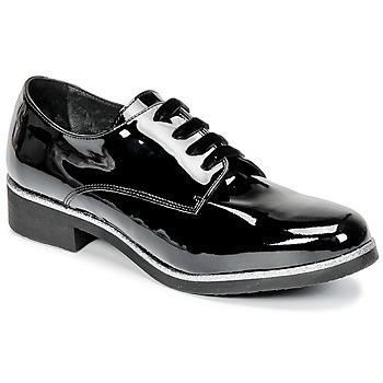 Topánky Ženy Derbie Myma PIKA čierna