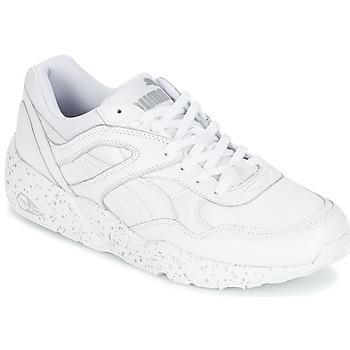 Topánky Muži Nízke tenisky Puma R698 SPECKLE Biela / Strieborná