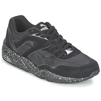 Topánky Muži Nízke tenisky Puma R698 SPECKLE V2 Čierna / Strieborná