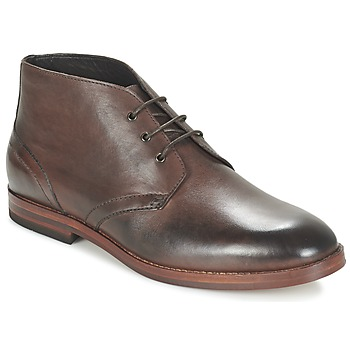 Topánky Muži Polokozačky Hudson HOUGHTON 2 Hnedá