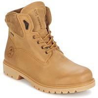 Topánky Muži Polokozačky Panama Jack AMUR GTX Svetlá hnedá medová
