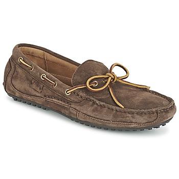 Topánky Muži Mokasíny Ralph Lauren WYNDINGS Hnedá