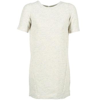 Oblečenie Ženy Krátke šaty Loreak Mendian HAMABI Krémová