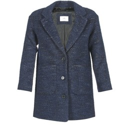 Oblečenie Ženy Kabáty Loreak Mendian MARE Modrá