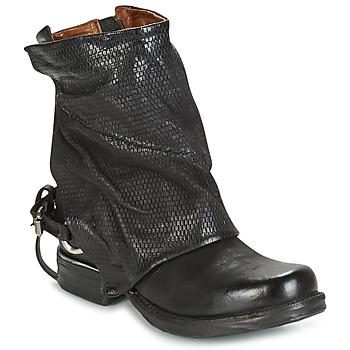 Topánky Ženy Polokozačky Airstep / A.S.98 SAINT PI Čierna