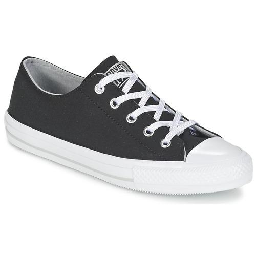 Topánky Ženy Nízke tenisky Converse GEMMA TWILL OX čierna