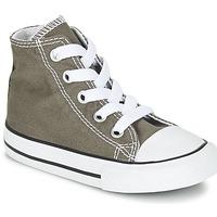 Topánky Deti Členkové tenisky Converse CHUCK TAYLOR ALL STAR CORE HI Antracitová