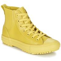 Topánky Ženy Členkové tenisky Converse CHUCK TAYLOR ALL STAR CHELSEA CAOUTCHOUC HI žltá / žltá citrónová