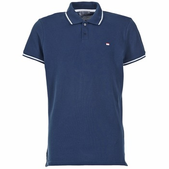 Oblečenie Muži Polokošele s krátkym rukávom Casual Attitude EPIDIN Námornícka modrá
