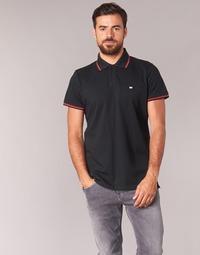 Oblečenie Muži Polokošele s krátkym rukávom Casual Attitude EPIDIN Čierna