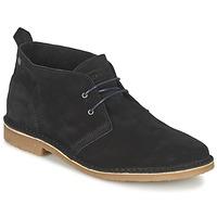 Topánky Muži Polokozačky Jack & Jones GOBI SUEDE DESERT BOOT šedá