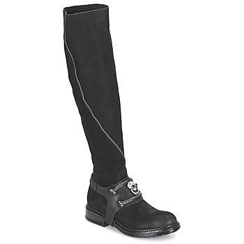 Topánky Ženy Čižmy do mesta Now CALOPORO Čierna