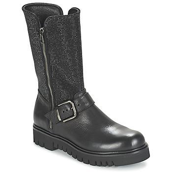 Topánky Ženy Čižmy do mesta Now BOURNIRO Čierna