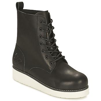 Topánky Ženy Polokozačky Lola Ramona PEGGY čierna