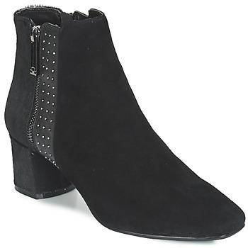 Topánky Ženy Čižmičky Luciano Barachini JOU Čierna