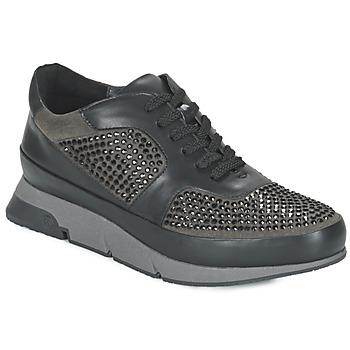 Topánky Ženy Nízke tenisky Luciano Barachini OXFORD čierna / šedá
