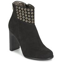 Topánky Ženy Čižmičky Replay HAVERHILL čierna