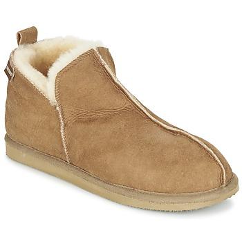 Topánky Ženy Papuče Shepherd ANNIE Hnedá