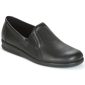 Topánky Muži Papuče Romika PRASIDENT 88 Čierna