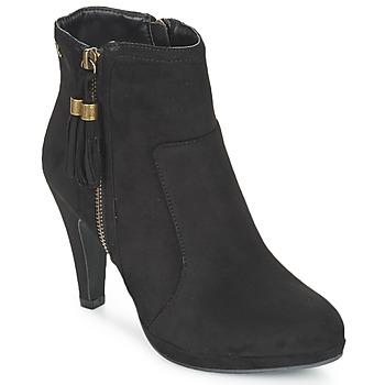 Topánky Ženy Čižmičky Refresh MINU čierna