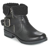 Topánky Ženy Polokozačky Refresh CHRISTINO čierna