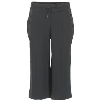 Oblečenie Ženy Tepláky a vrchné oblečenie Nike TECH FLEECE CAPRI Čierna