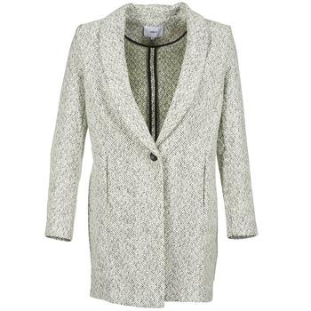 Oblečenie Ženy Kabáty Suncoo ELOI Šedá