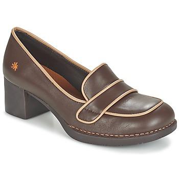 Topánky Ženy Lodičky Art BRISTOL Hnedá