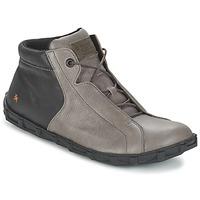 Topánky Muži Polokozačky Art MELBOURNE šedá / čierna
