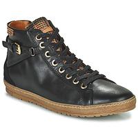 Topánky Ženy Členkové tenisky Pikolinos LAGOS 901 čierna
