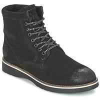 Topánky Muži Polokozačky Superdry STIRLING BOOT čierna