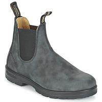 Topánky Polokozačky Blundstone COMFORT BOOT Šedá