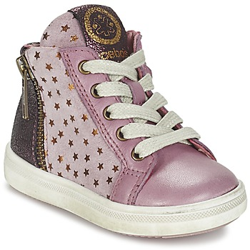Topánky Dievčatá Členkové tenisky Acebo's MARLIE Ružová