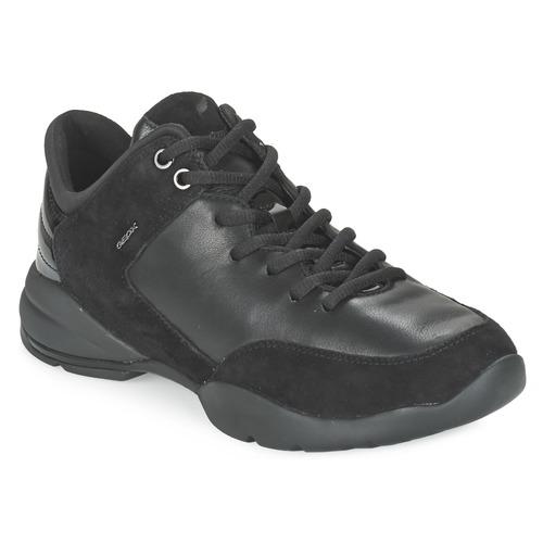 Topánky Ženy Nízke tenisky Geox SFINGE A Čierna