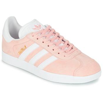 Topánky Ženy Nízke tenisky adidas Originals GAZELLE Ružová