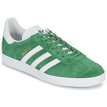 Topánky Nízke tenisky adidas Originals GAZELLE Zelená