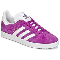 Topánky Ženy Nízke tenisky adidas Originals GAZELLE Fialová