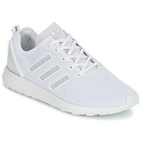 Topánky Muži Nízke tenisky adidas Originals ZX FLUX ADV Biela