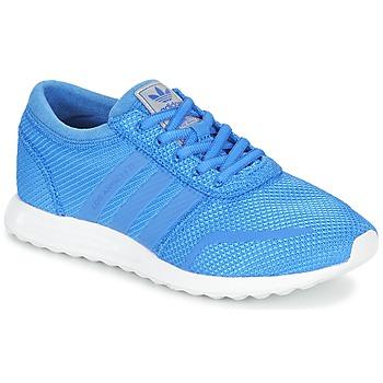 Topánky Chlapci Nízke tenisky adidas Originals LOS ANGELES J Modrá