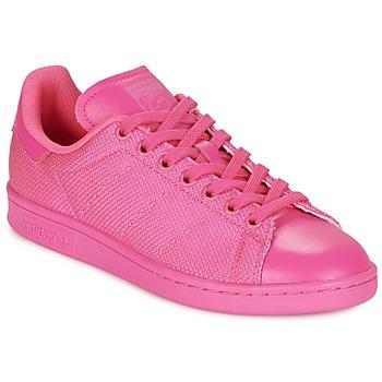 Topánky Ženy Nízke tenisky adidas Originals STAN SMITH Ružová