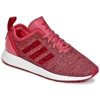 Topánky Dievčatá Nízke tenisky adidas Originals ZX FLUX ADV J Ružová